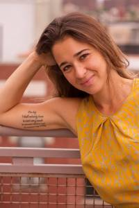Mexican Hight author Liza Momroy is working on two new books