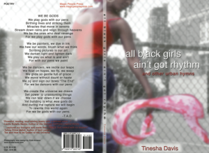 "Tinesha Davis's poetry collection ""All Black Girls Ain't Got Rhythm"" - peoplewhowrite"