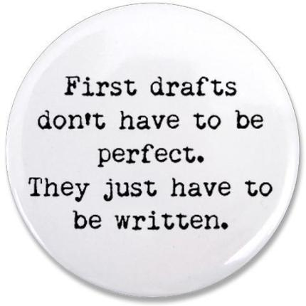 first drafts - peoplewhowrite
