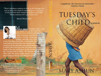 Tuesday's Child by Mary Ashun - peoplewhowrite