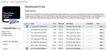 Man Booker Prize Shortlist on iTunes_peoplewhowrite