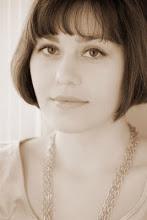 Kseniya Melnik, author of Snow in May - peoplewhowrite