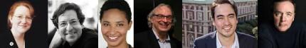 Tina Bennett, Bob Kohn, Danielle Allen, Morgan Entrekin, Tim Wu, James Patterson, live at the NYPL - Amazon: Business as Usual? - peoplewhowrite