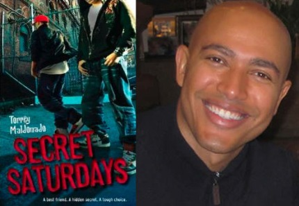 Torrey Maldonado, author of Secret Saturdays_PeopleWhoWrite