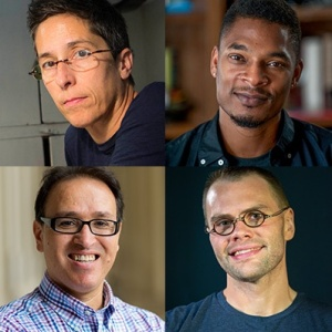MacArthur Foundation Recipients_Alison Bechdel, Terrance Hayes, Samuel D Hunter, Khaled Mattawa_peoplewhowrite