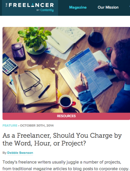 Contently's The Freelancer_peoplewhowrite