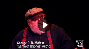Game of Thrones Author George RR Martin_peoplewhowrite