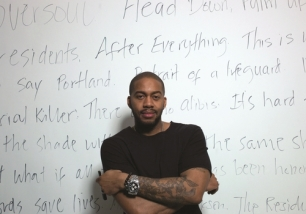 Mitchell S. Jackson, recipient of the 2014 Ernest J. Gaines Award for Literary Excellence - peoplewhowrite