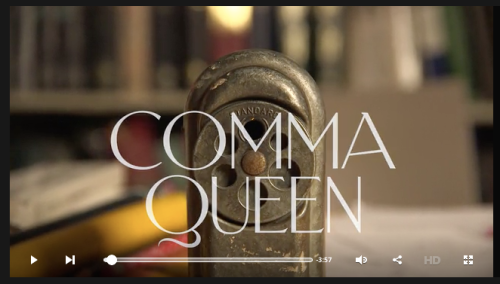 New Yorker Magazine Comma Queen_peoplewhowrite