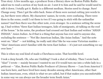 Mira Jacob on race and writing_peoplewhowrite